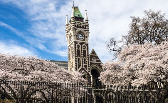 Doctoral and Masters' Scholarships in University of Otago, New Zealand